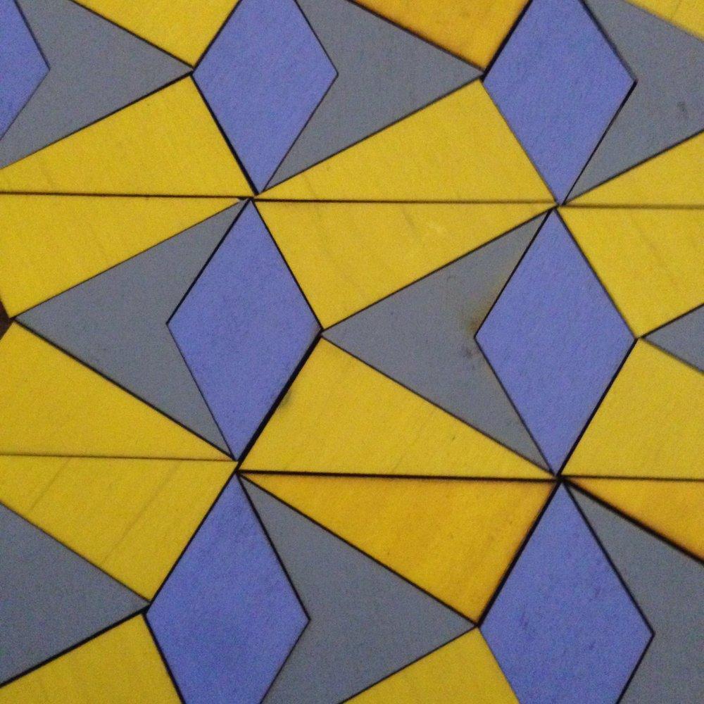 polygon blocks