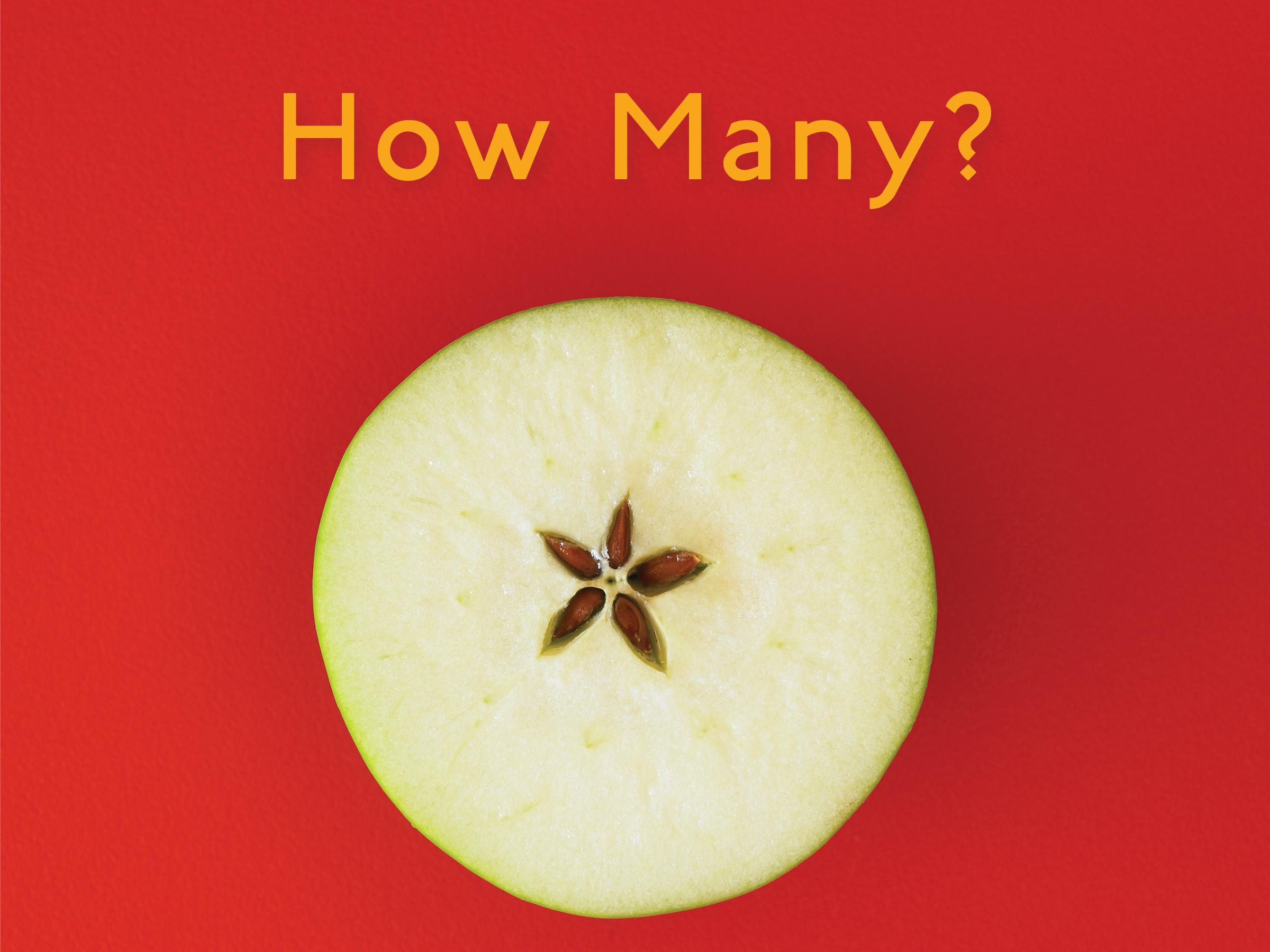 Counting avocados, halves, and grapefruits